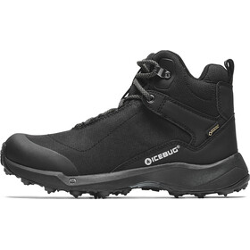 Icebug Pace3 BUGrip GTX Chaussures Homme, black